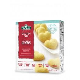 Безглутенови маслени сърца без масло Orgran - 150 гр