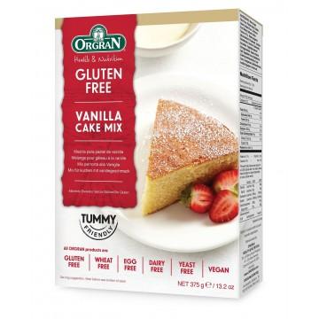 БЕЗГЛУТЕНОВА готова смес за ванилов кекс - Orgran