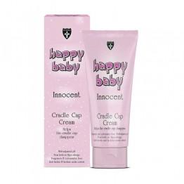 Крем против крусти за новородени Happy Baby Innocent Vivatinell - 50 мл