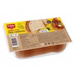 """Безглутенов хляб пълнозърнест с елда """"Пан Казеречо"""" Dr. Schär - 240 гр"""