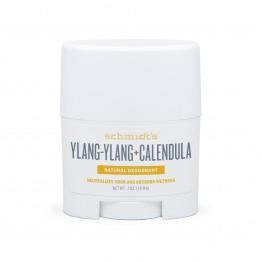 Натурален дезодорант стик за път  Иланг Иланг и Невен Schmidts - 19.8 гр
