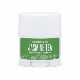 Натурален дезодорант стик за чувствителна кожа Жасминов чай Schmidts - 19.8 г