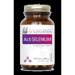 Акти Селен / Acti Selenium - 200 mcg