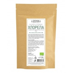 БИО хлорела (водорасли) на прах Zoya - 125 гр