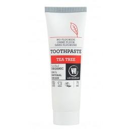 Био паста за зъби с чаено дърво Urtekram - 75 мл