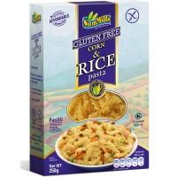 Безглутенова царевична паста с ориз фузили Sam Mills - 250 гр