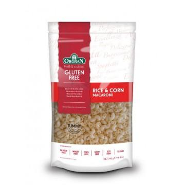 Макарони с ориз и царевица Orgran - 250 гр