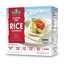 Безглутенови оризови сухари Orgran - 125 гр