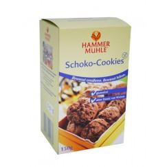 Безглутенови шоколадови бисквити Hammer Mühle - 150 гр