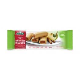 Безглутенови сладки с плодов пълнеж ябълка и канела Orgran - 175 гр