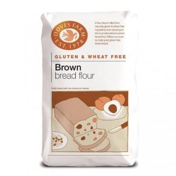 Безглутеново брашно за черен хляб 1000 гр - Doves Farm