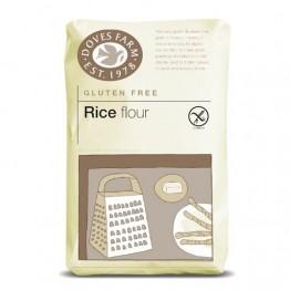 Безглутеново оризово брашно  Doves Farm - 1000 гр