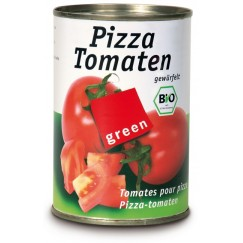 Био домати за пица Greenorganics - 400 гр
