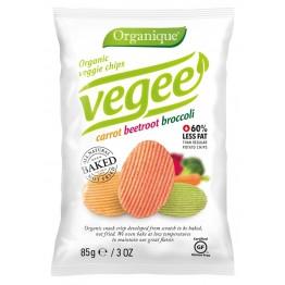 БИО картофен снакс Organique - зеленчуков