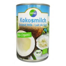 БИО кокосово мляко 50% Ola Bio- 400гр
