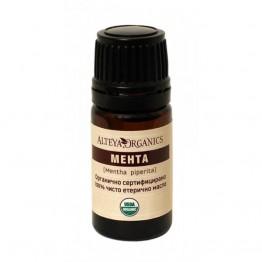 Био етерично масло от мента Alteya Organics - 10 мл