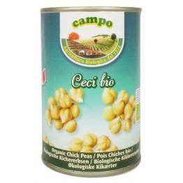БИО нахут - готов за употреба 400 гр - Campo