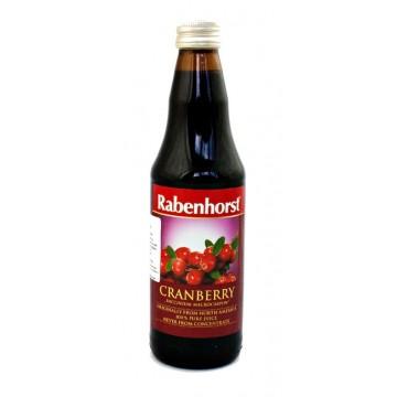 БИО натурален сок червена боровинка (без добавена захар)