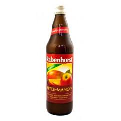 БИО натурален сок ябълка и манго (без добавена захар)