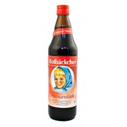 Натурален сок за имунната система за деца Rabenhorst - 750 мл