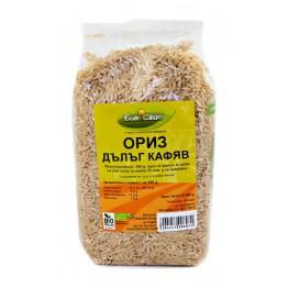 БИО ориз дълъг кафяв
