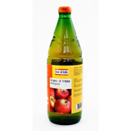 Био ябълков оцет Fior di loto - 750 мл