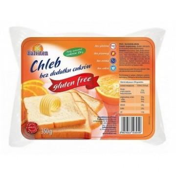 Бял хляб без добавена захар 350 гр - Balviten