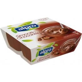 Десерт Alpro Soya шоколад  - 4х125 гр