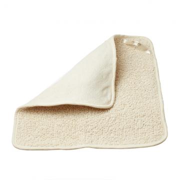 Двулицева бамбукова кърпа за измиване на лице и тяло Hydrea London - 1бр