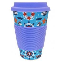 Еко чаша от бамбук, Морска
