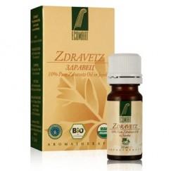 Био етерично масло Здравец Ecomaat - 10мл