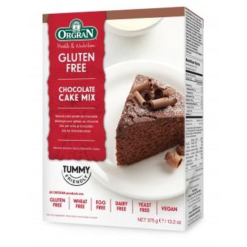 Безглутенова Готова смес за шоколадов кекс 375г - Orgran