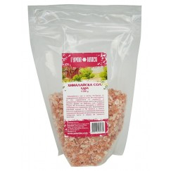 Хималайска сол розова едра Гурме Класа - 250 гр / 500 гр