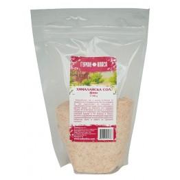 Хималайска сол розова фина Гурме Класа - 250 гр / 500 гр