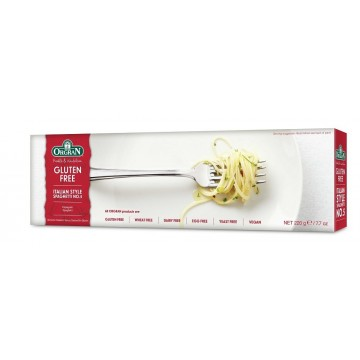 Италиански спагети безглутенови Orgran - 220 гр