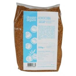 Кокосова захар 250 гр - Dragon Superfood