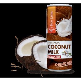 Кокосово мляко за пиене с печени парченца, 250 мл. - Koh Libre