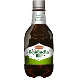 Комбуча Лайф Канела / Kombucha Life Cinnemon - 330 / 500 ml