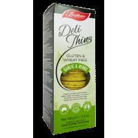 Kрекери с чесън и билки безглутенови Бонтемпо Orgran -100 гр