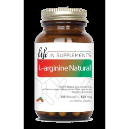 Л-аргинин Натурал / L-arginine Natural