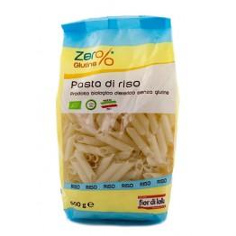 Оризова паста макарони без глутен Fior di loto - 500 гр