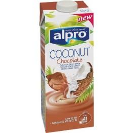 Мляко кокос и шоколад Alpro  - 1 л