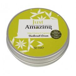 Натурален крем-дезодорант Just Amazing