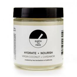 Натурално масло за тяло за хидратация и подхранване 118 мл, Earth Tu Face