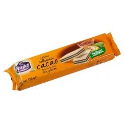 Noglut - вафли шоколад 150 г. (без глутен)