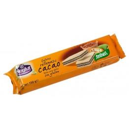 Вафли шоколад Noglut - 150 гр