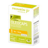 Oleocaps 1 (Нос-Гърло)