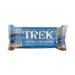 Протеинов бар с какао и кокос Trek - 50 гр