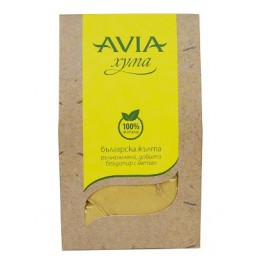 Ръчно добита жълта хума - Avia