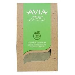 Ръчно добита зелена хума - Avia